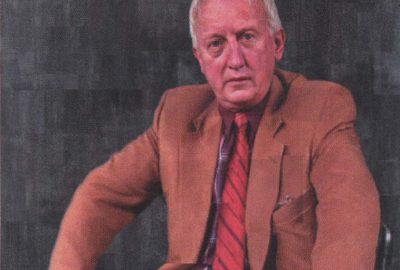 2003 Garvey: Portrait of Vlada Petric (after Ingres)