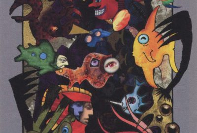 2003 Hower: Sea of Fish 3, Summer 2002