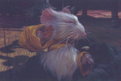 2003 Kriegman: Sizzling Kung Fu Mice