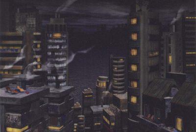 2003 McCann: Darkcity