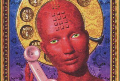 2003 Moghaddam: Adoration of Telephone: Speak to Me