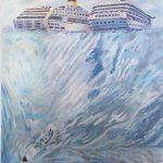 Cruise Ship Diver