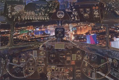 2003 Zucconi: Uncontrolled Flight to Vegas