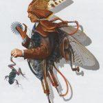 Pseudosphinx