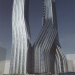 Dubai Business Bay Signature Towers