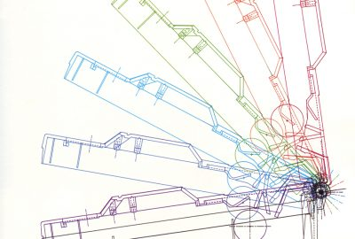 1984 Advanced Matrix Technologies: High-Speed Printer