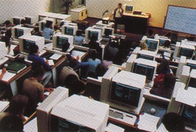 1984 Brown University: Electronic Classrooms 6