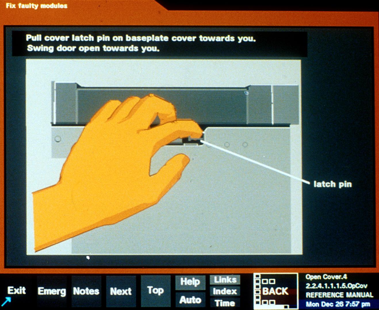 ©, Brown University, Maintenance Manual