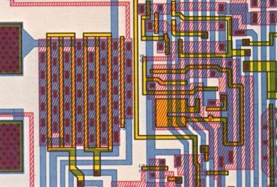 1984 Calma: Microchip