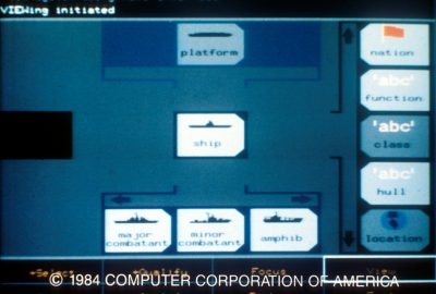 1984 Computer Corporation of America: View System 2