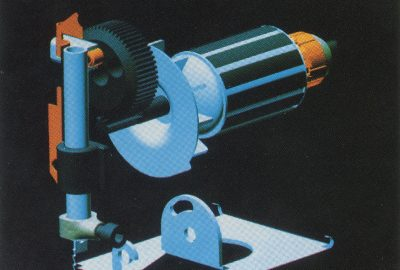 1984 Computervision Corporation: Sabre Saw 1
