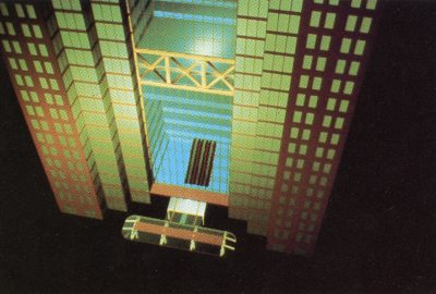 1984 Cranston/Csuri Productions: High Rise Building 2