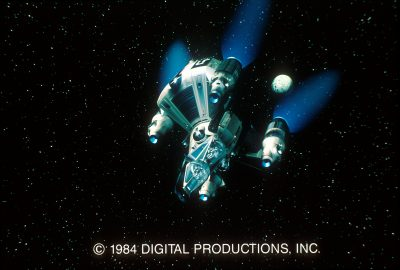 1984 Digital Productions Inc: Starfighter 2