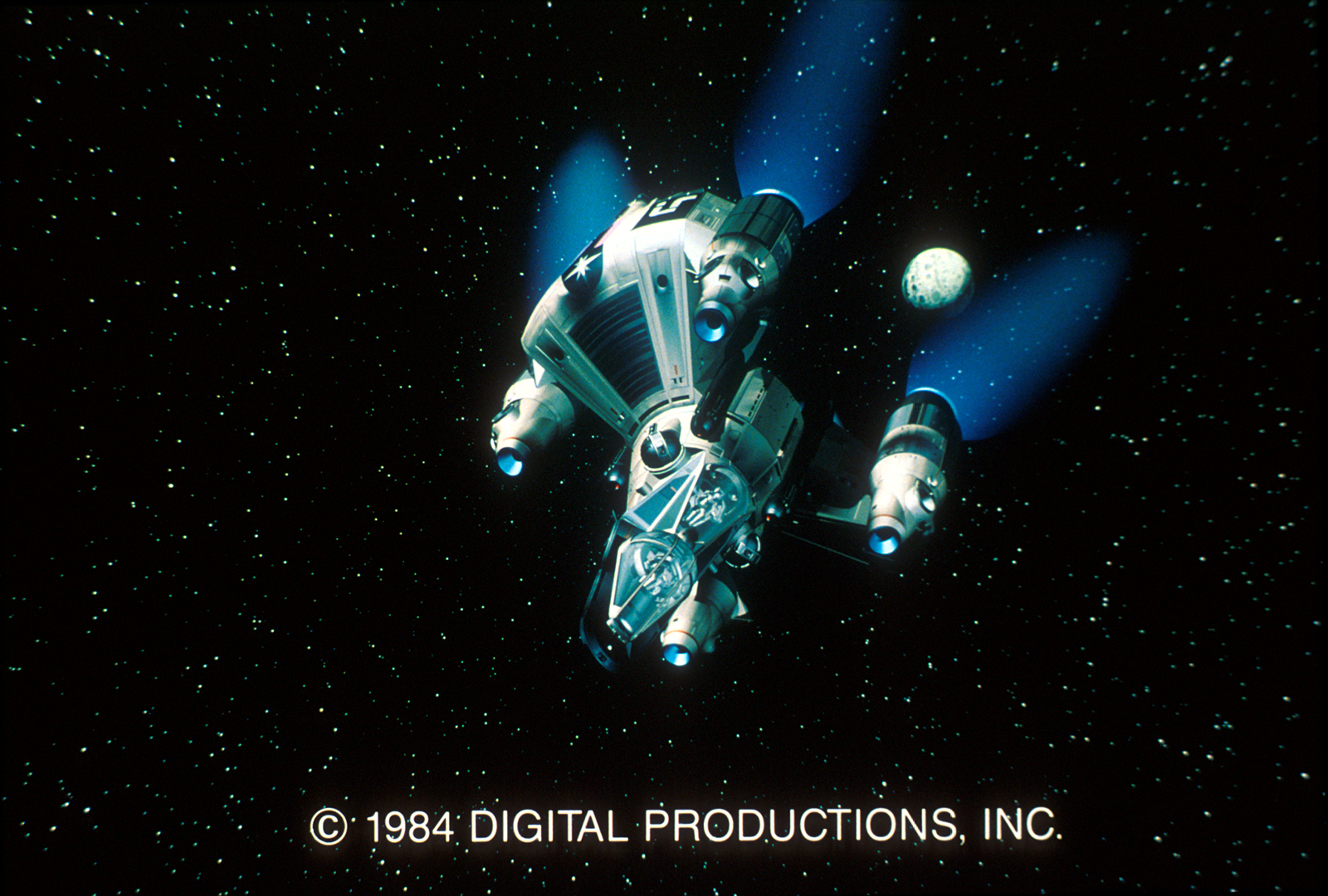 ©, Digital Productions, Inc., Starfighter