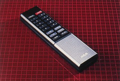 984 RCA Corporation: Remote Control Device