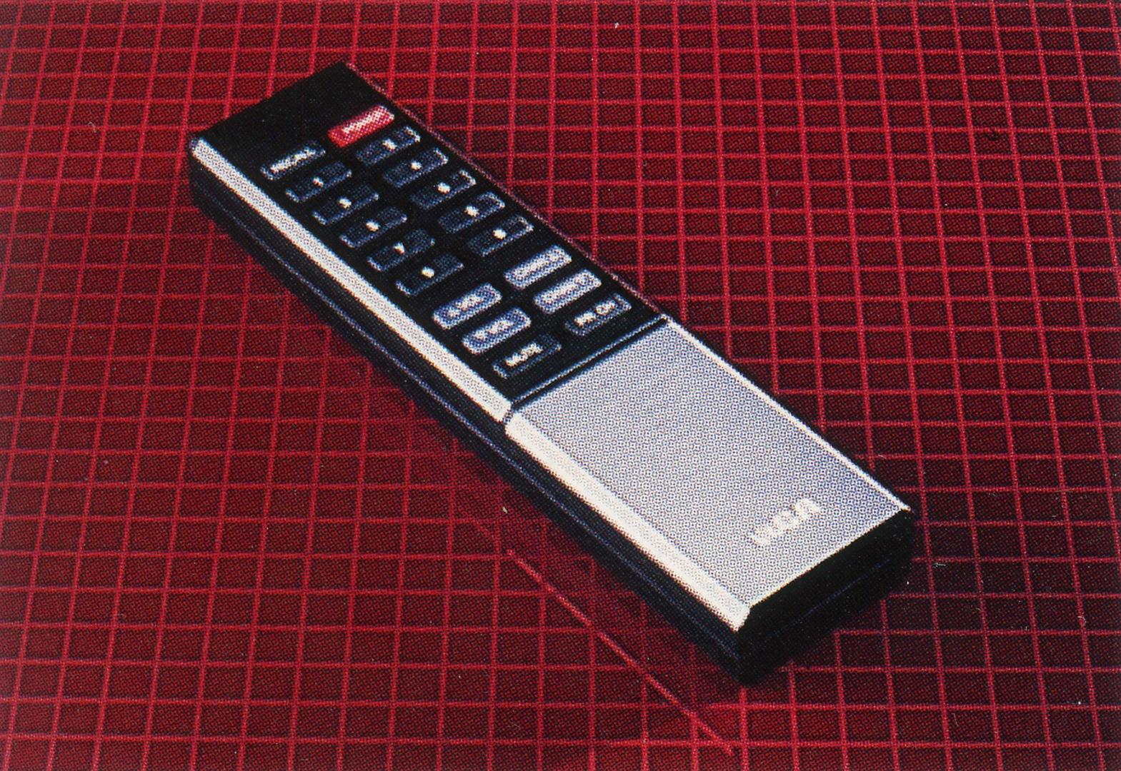 ©, RCA Corporation, Remote Control Device