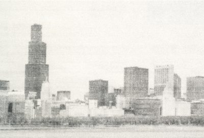 1984 Skidmore Owings and Merrill: Chicago Skyline 2