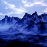 Spectral Landscapes:Fourier Mountains