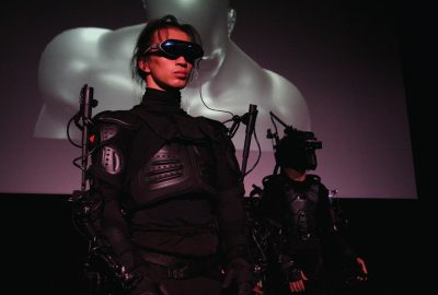 Goto: netBody: Augmented Body and Virtual Body II