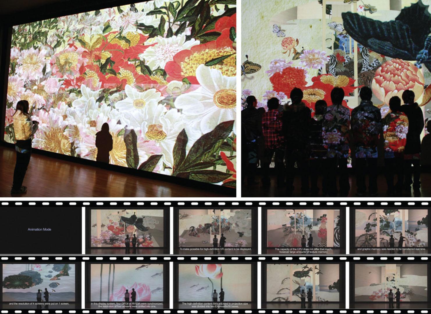 ©, Sangtae Kim, Analysis and Understanding of Paintings by Ito Jakuchu