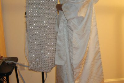 Masaoka: LED Kimono