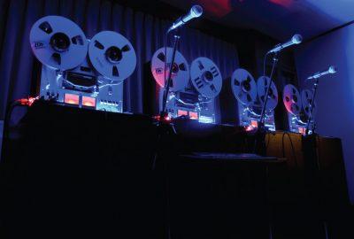 Wada , Sato, Kuno, Yoshida: Open Reel Ensemble