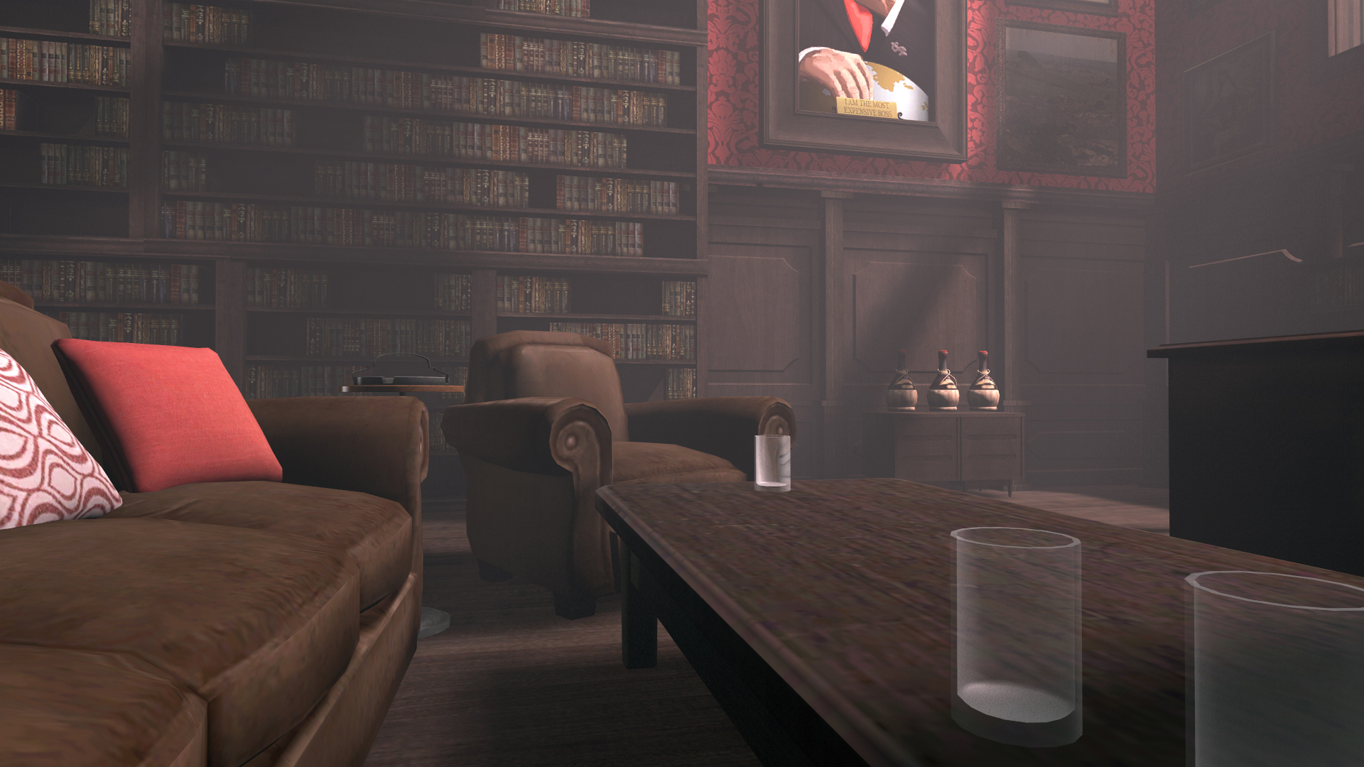 ©, Galactic Cafe, The Stanley Parable