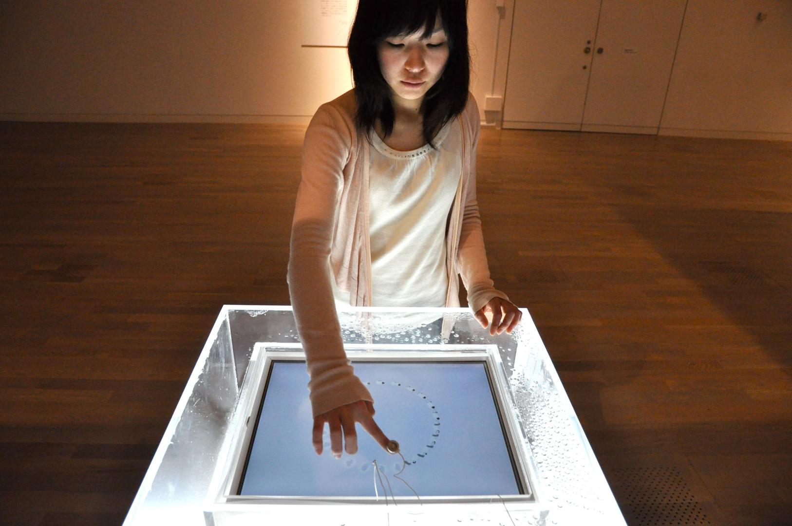 ©2009, Junji Watanabe and Eisuke Kusachi