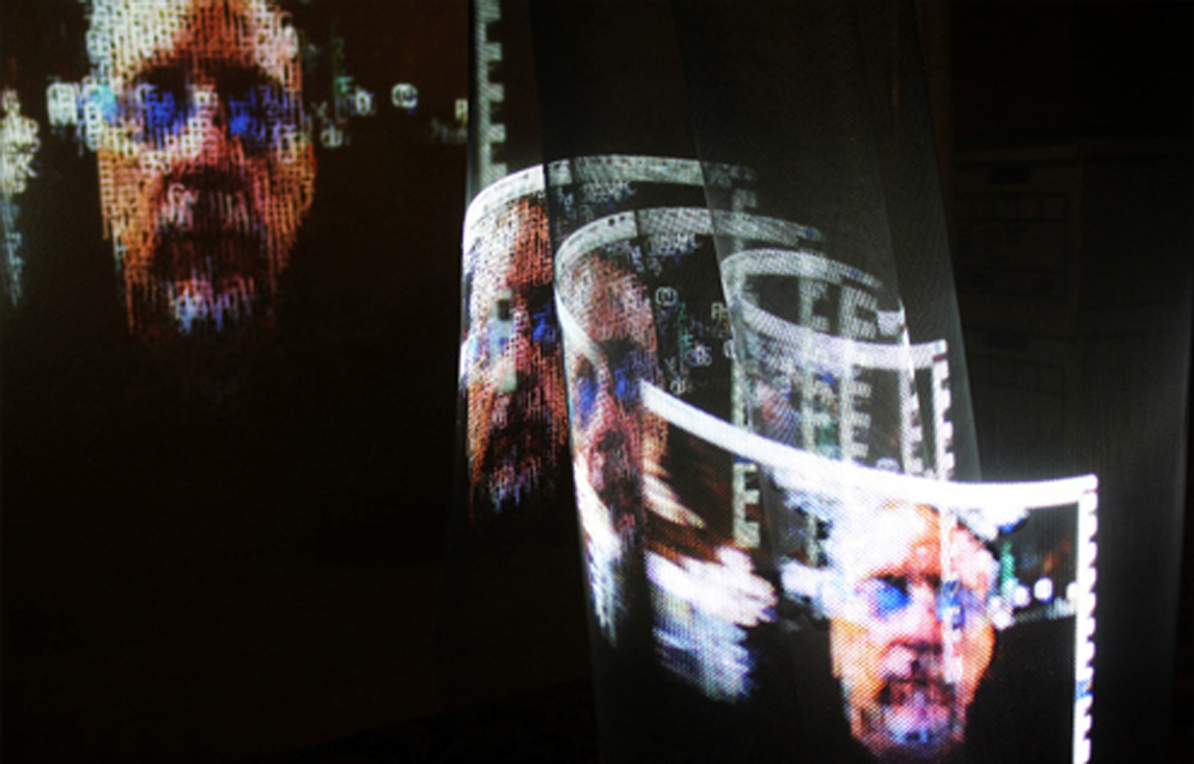 ©2011, Philip Sanders, HT/TB:(ATCWED): Home Theater/Tower of Babel: (After Tatlin Crick and Watson Étant Donnés)