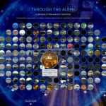 Through the Aleph: A Glimpse of the World in Real Time