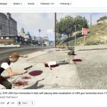 Elegy: GTA USA Gun Homicides