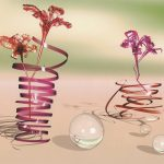 ribbonVASES