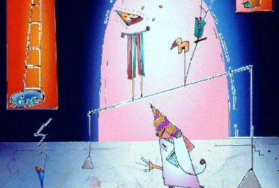Joffe: Circus