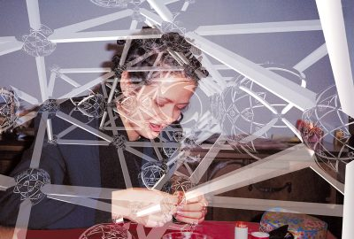 Acevedo: The Lacemaker